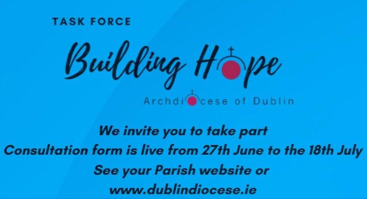 Task Force: Building Hope – Public Consultation