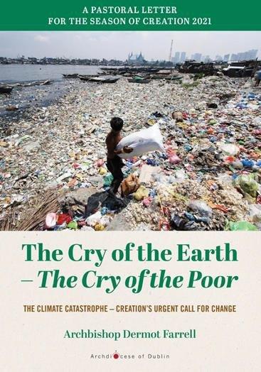 Archbishop Dermot Farrell publishes pastoral letter on the climate crisis