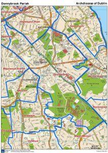 Donnybrook Parish Boundary