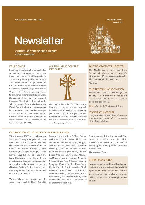 Newsletter 50