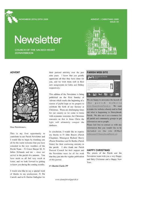 Newsletter 59