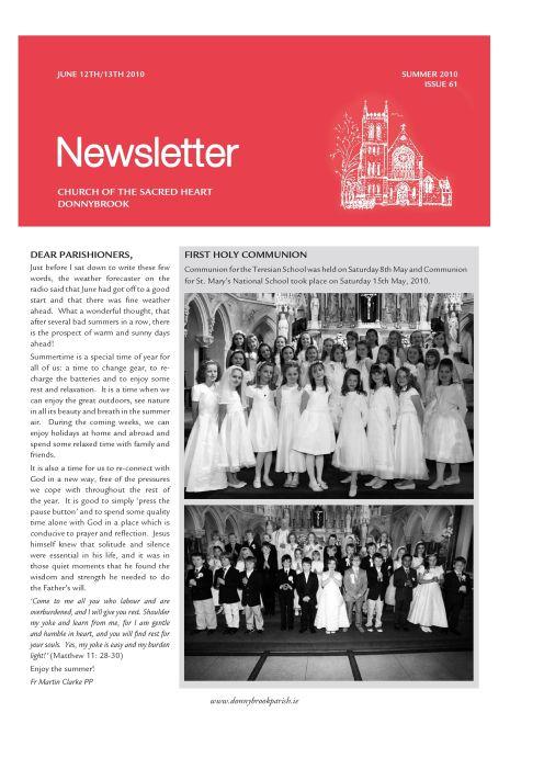 Newsletter 61
