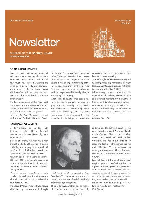 Newsletter 62