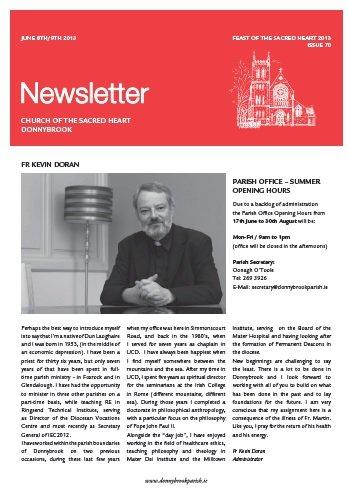 Newsletter 70