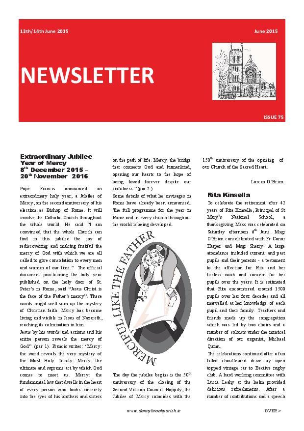 Newsletter 75