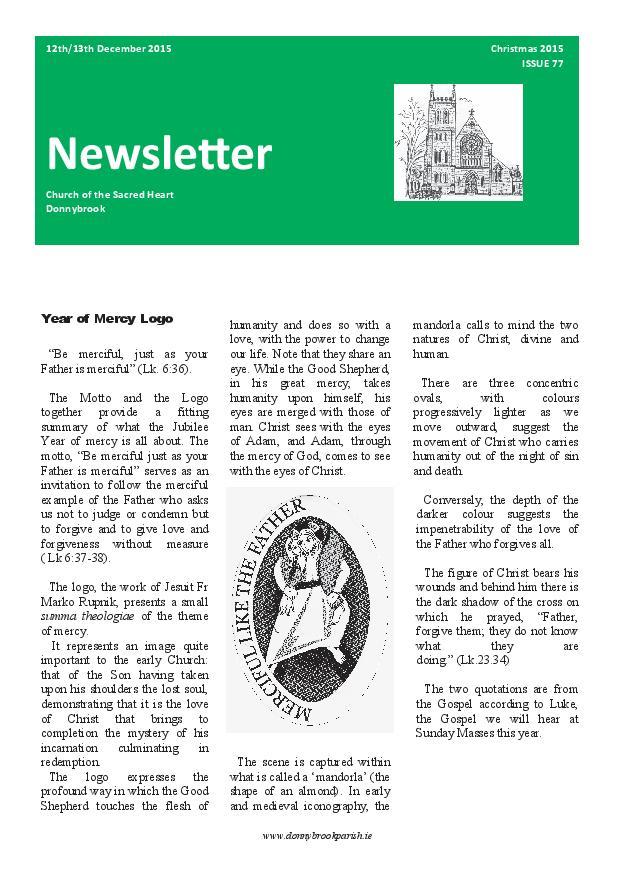 Newsletter 77