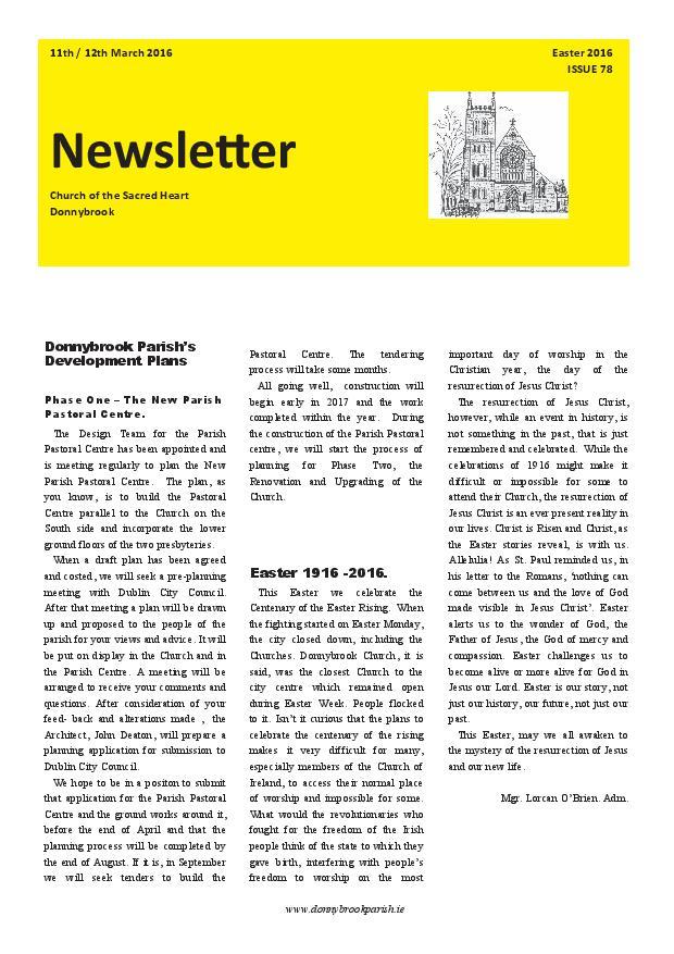 Newsletter 78
