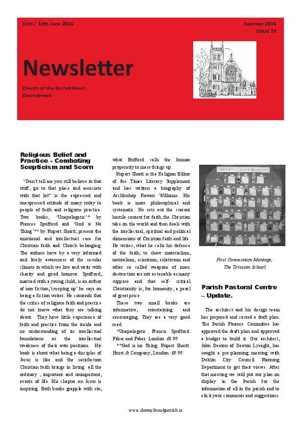 Newsletter 79