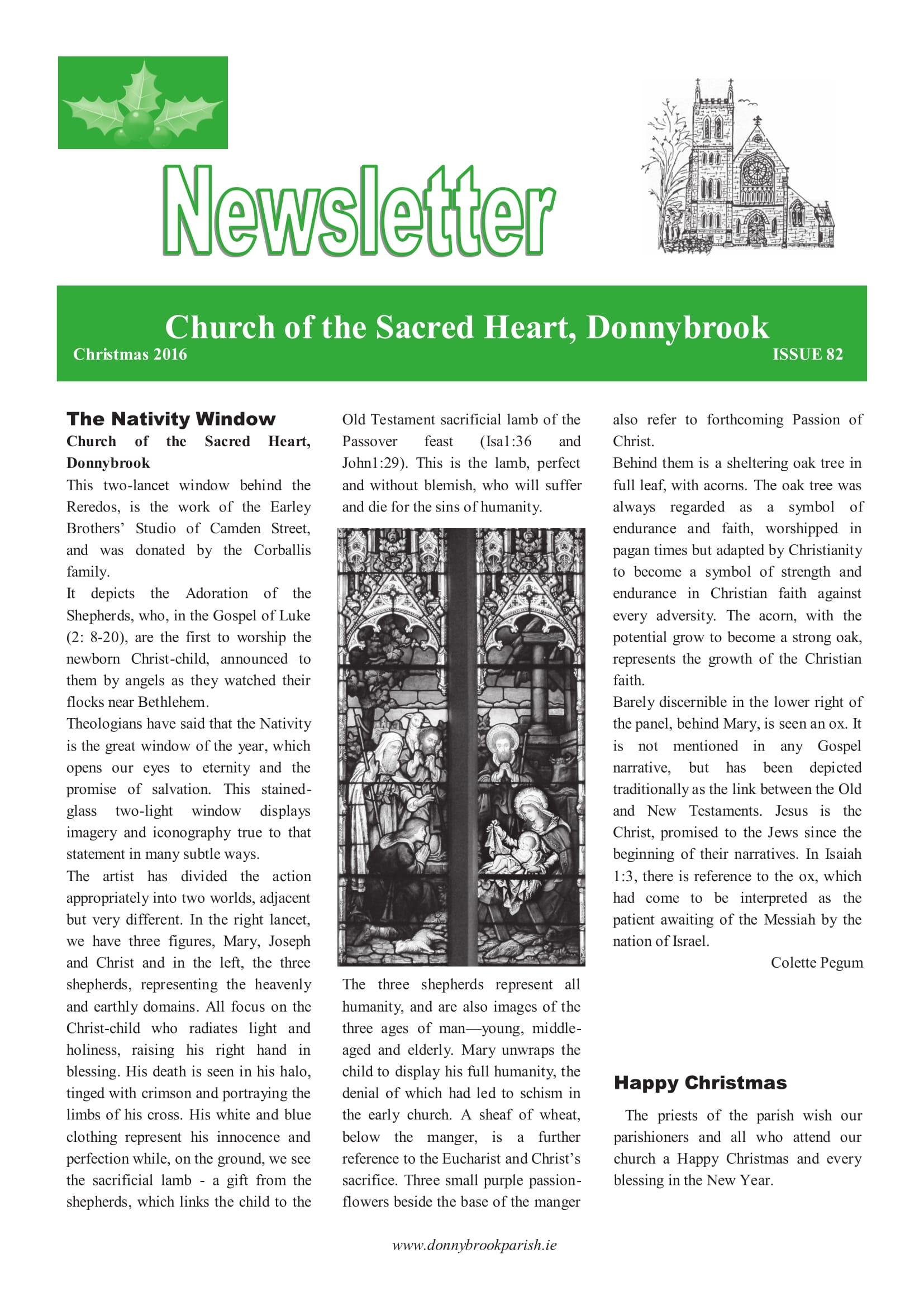 Newsletter 82