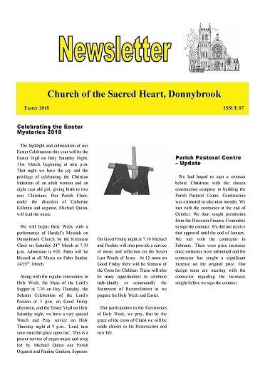 Newsletter 87